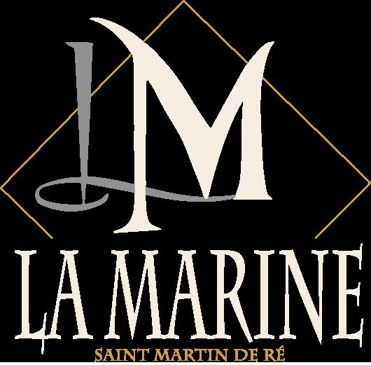Loung Bar et Restaurant La Marine | Saint-Martin-de-Ré Logo